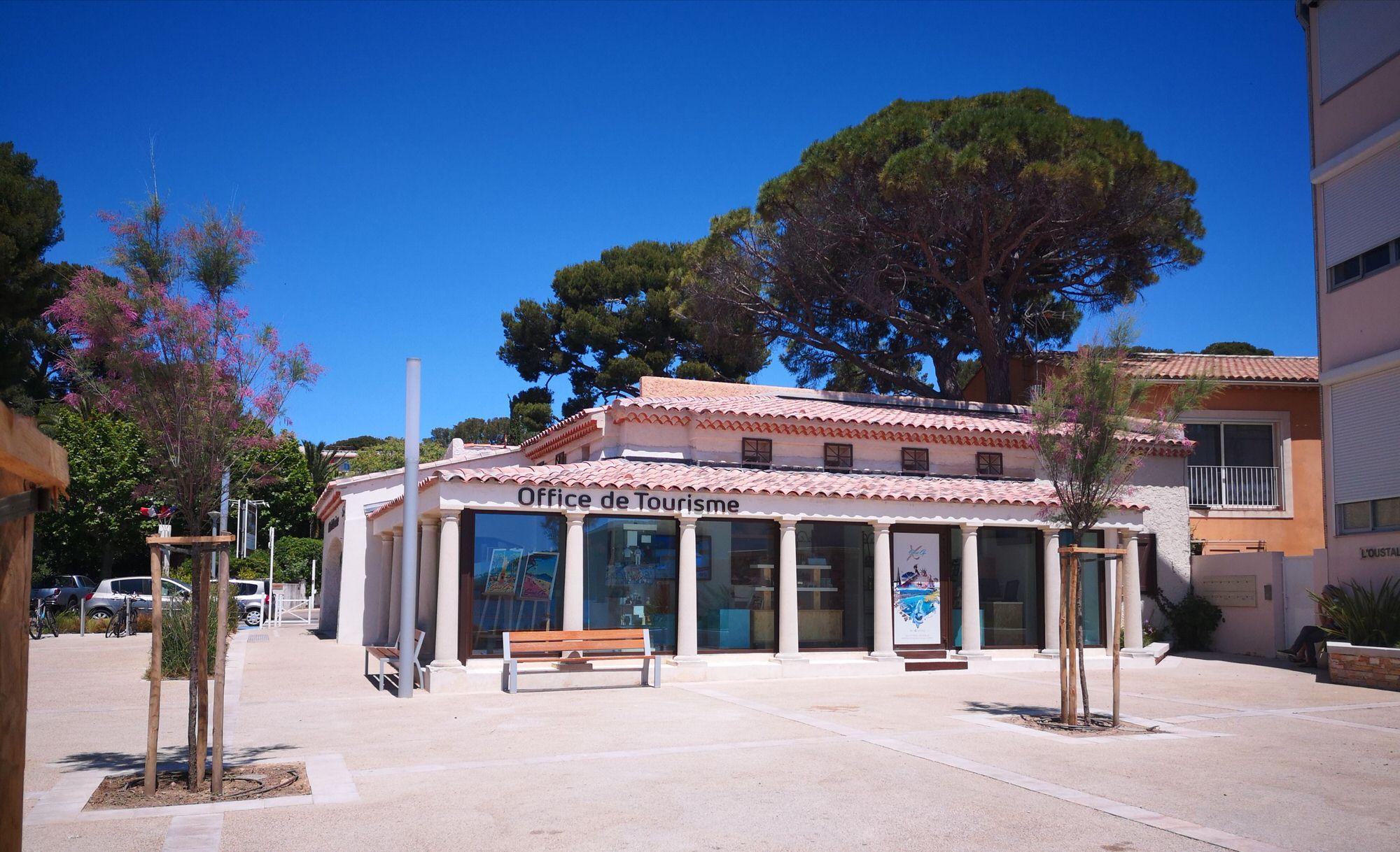 Photo extérieur de l'Office de Tourisme