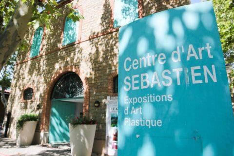 Sebastien Art Center : Former Caper factory