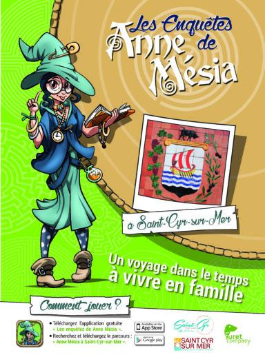 Anne Mésia's investigations in Saint-Cyr-sur-Mer