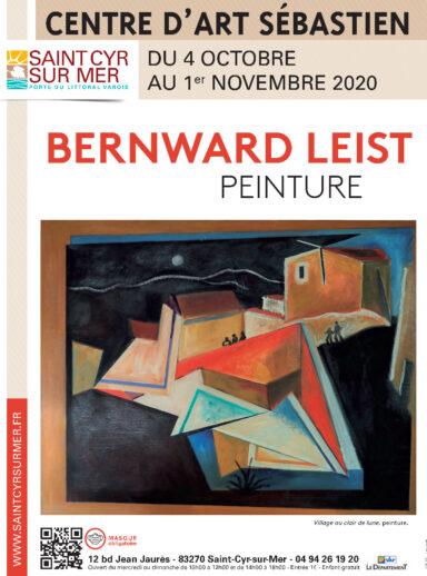 Discover the Bernward Leist exhibition at the Center d'Art Sébastien