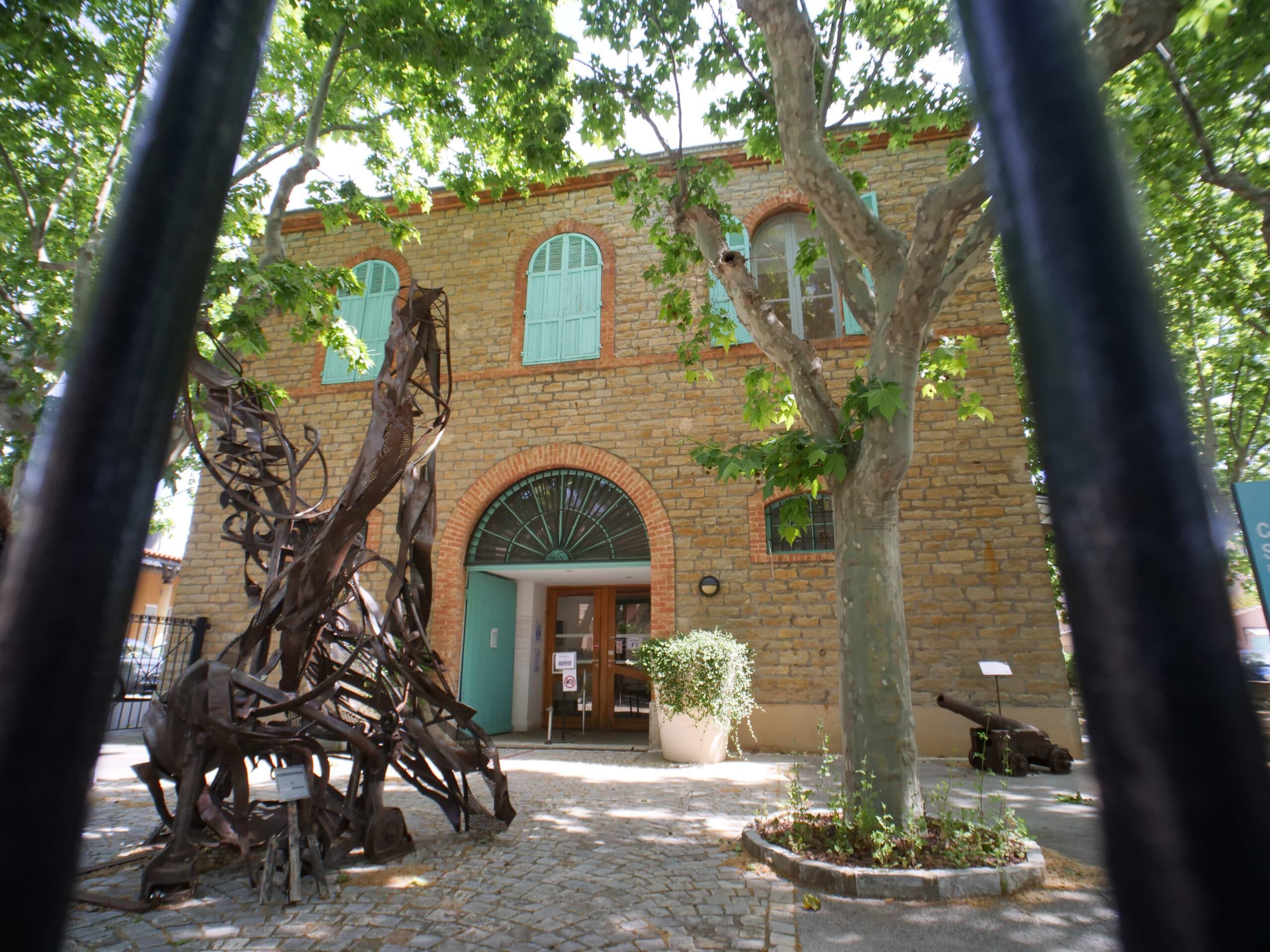 7e biennale de l'aquarelle-centre d'art Sébastien